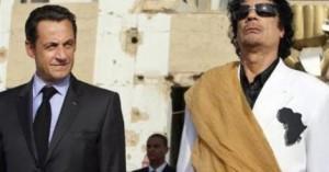 Sarko-Kadhafi