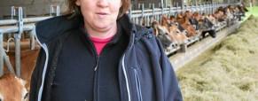 On est en bio, on s'en sort, le témoignage d'Annie, productrice de lait