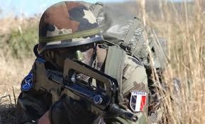 La présence croissante de musulmans au sein de l'armée suscite l'inquiétude Soldat-fran%C3%A7ais