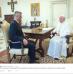 Le criminel de guerre Hashim Thaci reçu par le Pape