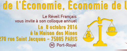 Colloque du Réveil Français