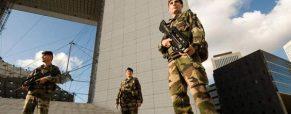 La guerre en France : les forces en présence