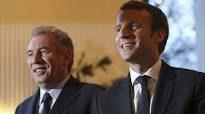 Bayrou rejoint Macron