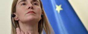 Mogherini : de l'irresponsabilité juridique à l'irresponsabilité intellectuelle
