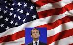 Macron ciblé par les Etats Unis
