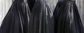 sur l'interdiction du niqab dans le monde