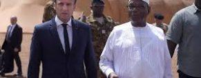 Interrogations critiques sur la politique africaine d'Emmanuel Macron