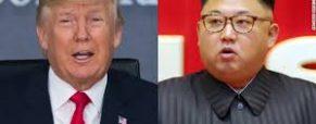 Donald Trump et les Corées