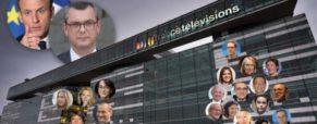 Audiovisuel public: La République et sa corte honte