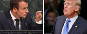 UNE POLITIQUE DE MOINS EN MOINS ETRANGÈRE