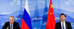 ETRANGER : Que penser des gigantesques manœuvres russo-chinoises en Sibérie?