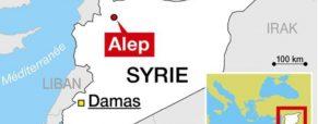 Attaque chimique imputée aux islamistes en Syrie